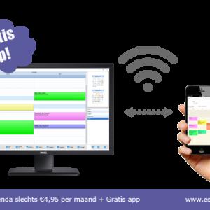 salon software cloud agenda app