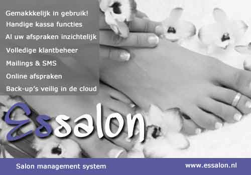 manicure software, pedicure software, nagelsalon kassa